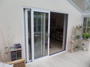 Aluminium Patio Doors