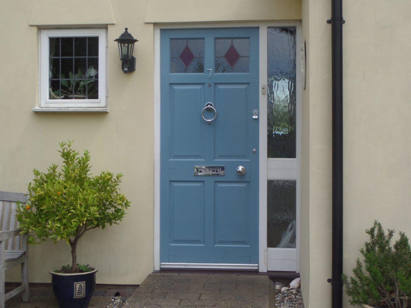 uPVC Front Doors, Maldon