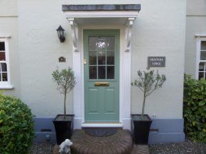 Composite Front Door Colchester
