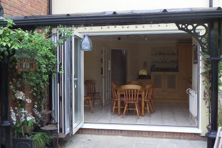 Aluminium Bi Fold Doors Colchester Essex Bi Folding
