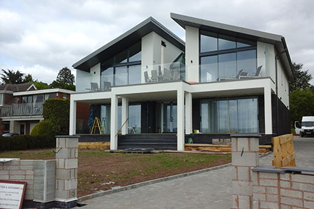 Aluminium Double Glazing Windows Colchester Essex